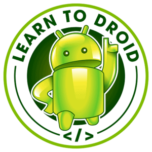 Learn to Droid Logo